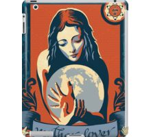 I Am A Mother Lover iPad Case/Skin