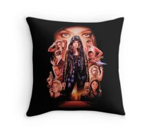Orphan Black Comic Book Throw Pillow