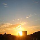 Leeds Sunset by markwalton3