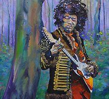Purple Haze by Lauren Simison
