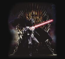 Darth Vader - Star Wars on the Iron Throne by Hrern1313