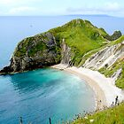 Durdle Door Bay by Gordon Hewstone
