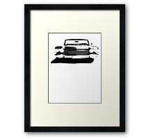Cadillac Eldorado Biarritz 1960 Framed Print