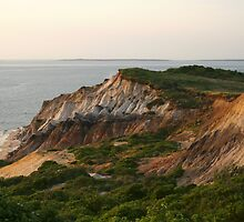 Gay Head Marthas Vineyard by branning1021