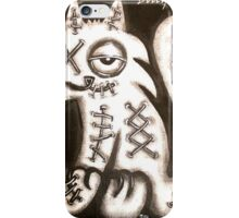 Smug Cat iPhone Case/Skin