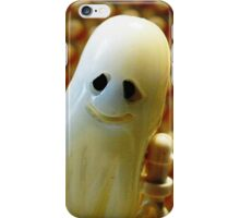Ghost and Skeleton Minifig iPhone Case/Skin