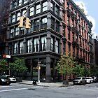 Crosby St Manhattan New York City by KukiWho