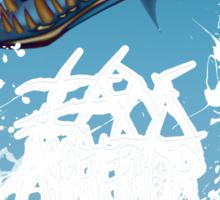 Loch Ness Monster [2] - Iamaccelerator tee Sticker