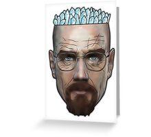 Breaking Bad - Walter White Meth Head Greeting Card