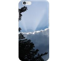 Shine Down Your Light on Me iPhone Case/Skin