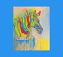 Zebra in a Tea Cup by lisaaddinsall