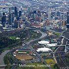 Melbourne, Australia by Andrew Wilson
