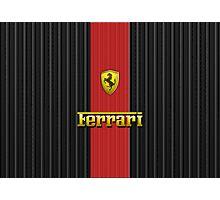 Ferrari Lover [UPDATE ~ Scudetto] Photographic Print