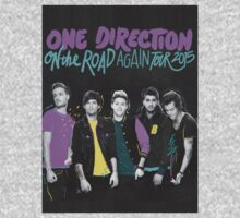 One Direction On The Road Again Tour 2015 by briannayo