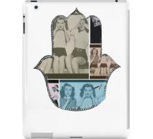 No Evil Hamsa Girls iPad Case/Skin