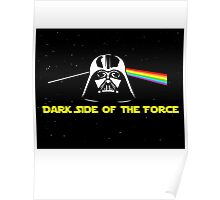 The Dark Side of the Force Poster