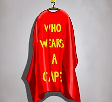 Who Wears A Cape by The Peanut Line