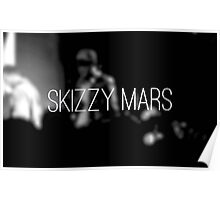 Skizzy Mars Poster Poster