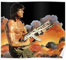 Rambo. Against the world. Poster