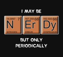 Nerdy (Periodically Speaking) by Samuel Sheats