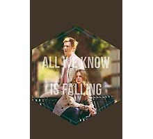 "Revenge - Emily x Nolan ""All we know is falling"" Photographic Print"