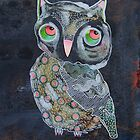 Quirky Owl 5 by BeatriceM