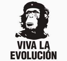 Viva La Evolution Kids Clothes