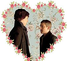 Johnlock Hearted by thescudders