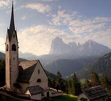 Chiesa di San Giacomo by Béla Török