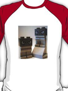 Evil Weird Head Monster T-Shirt
