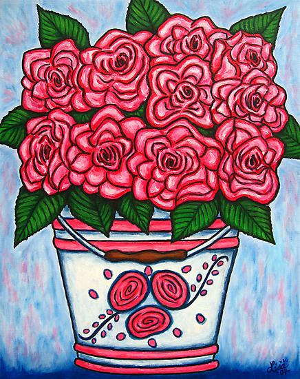 La Vie en Rose by LisaLorenz