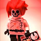 Professor Boom Custom Minifigure with Bomb, 'Customize My Minifig' by Chillee