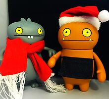 Babo & Wage Xmas by FendekNaughton