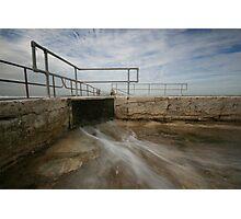 Merewether Baths 6 Photographic Print