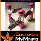 Customize My Minifig Collector Card 13, Custom 'Halo Wars Pink Spartan' by Chillee
