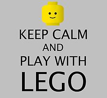KEEP CALM AND BUY ME L...... by Chillee Wilson from Customize My Minifig by ChilleeW