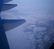 over the Bering Sea by amber81