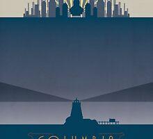 Bioshock Infinite: Columbia  by mariafumada