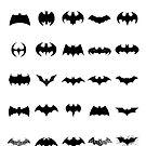 Evolution of the Bat by talkpiece
