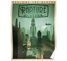 Bioshock Infinite: Rapture Poster Poster