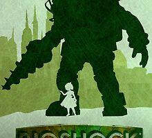 Bioshock: Poster by mariafumada