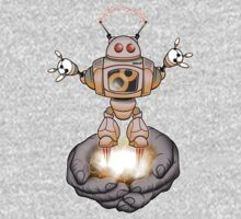 Helpful, handy robot Kids Clothes