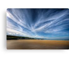 A Donegal Beach Canvas Print