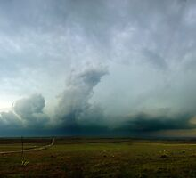 Tornadic Supercell in Texas by Brian Barnes StormChase.com