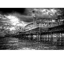 Brighton Pier Photographic Print
