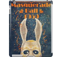 Bioshock: Rapture Masquerade ball 1959 iPad Case/Skin