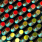 lipsticks galore? by lensbaby