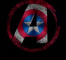 The Avengers - Cap. by Rianist
