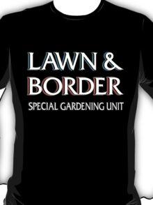 Lawn & Border T-Shirt