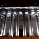 St Georges Hall by Peter Fenna